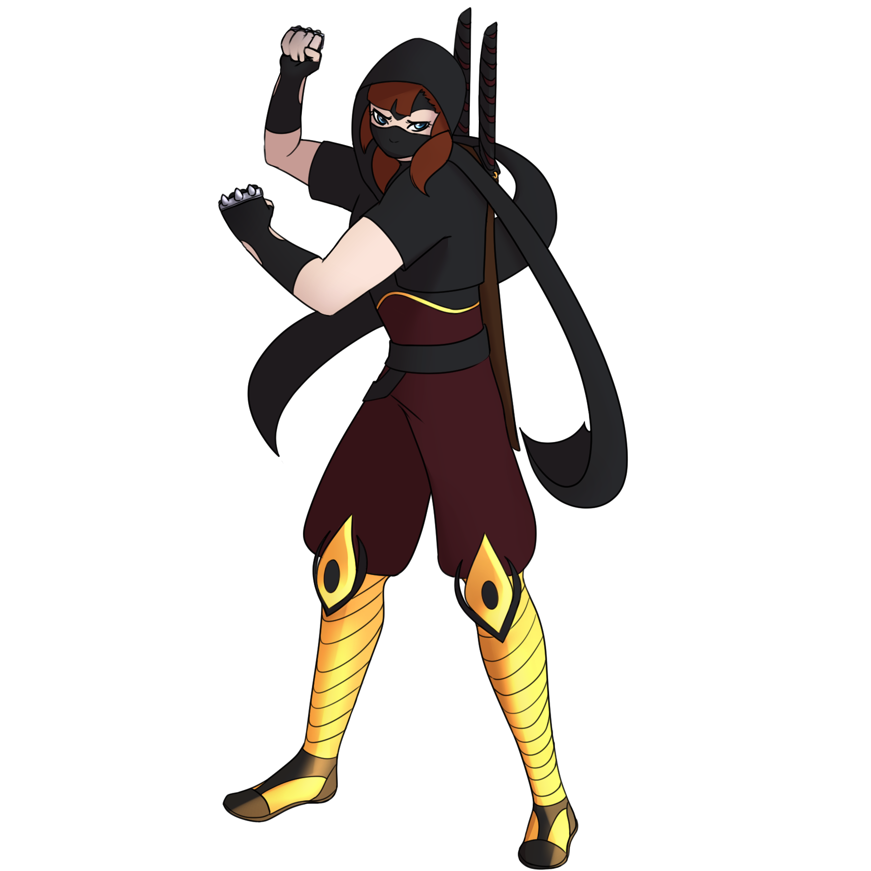 Avatars female lvl3